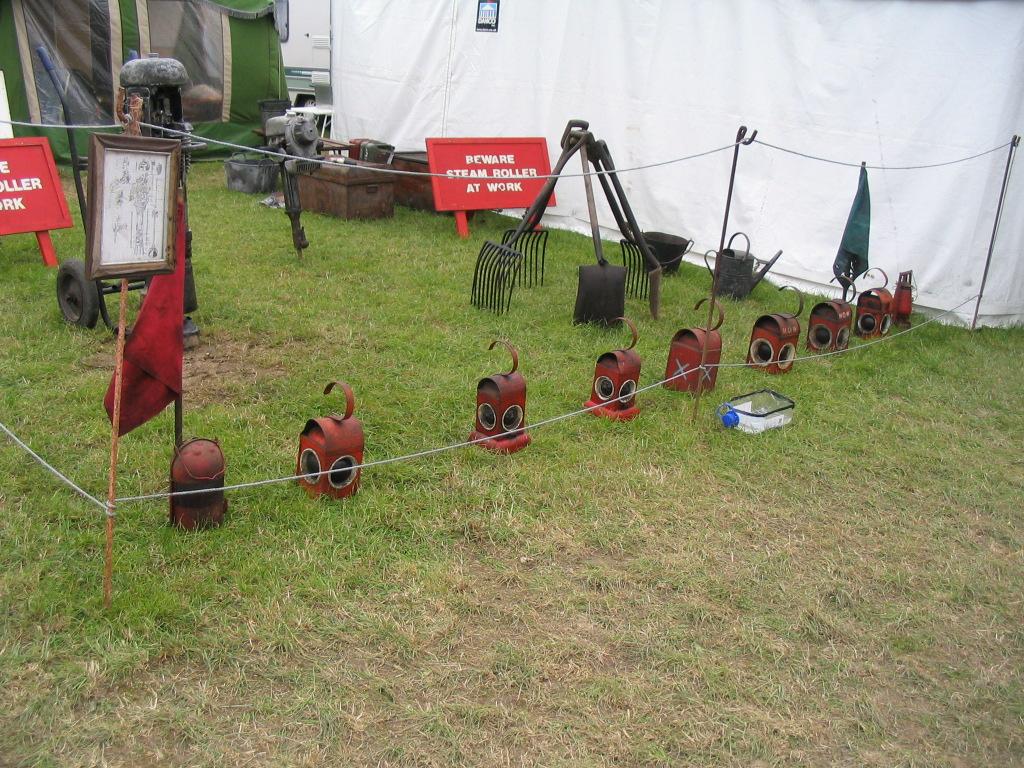 Lamp Line Up