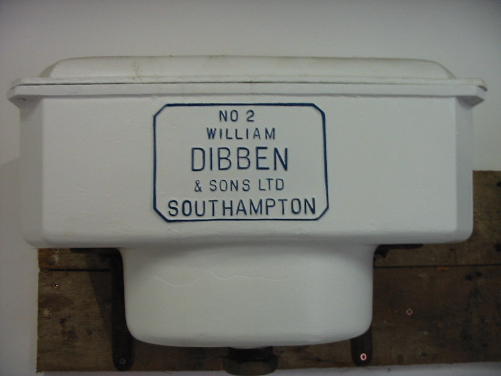 William Dibben Toilet Cistern