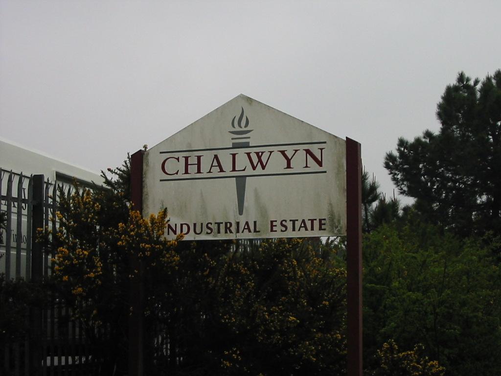 Chalwyn Industrial Estate