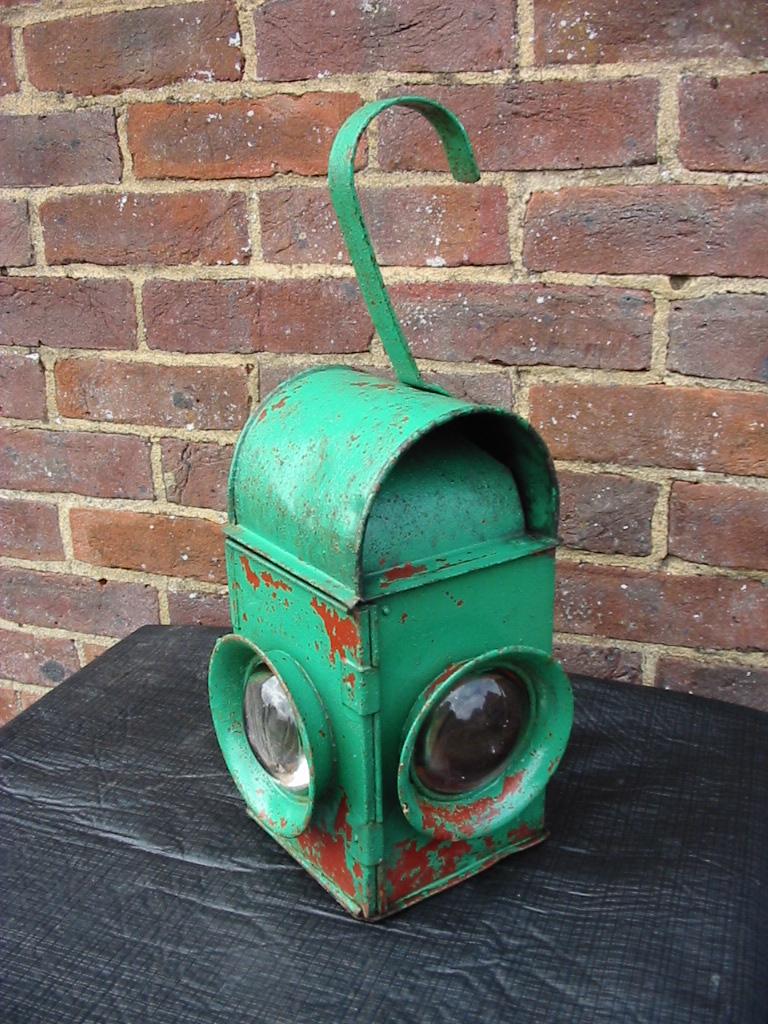 Unknown early lantern